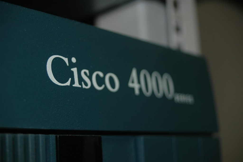 Cisco +5.7% after Q2 beats, upside Q3 guidance