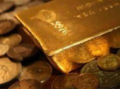 Gold Coins Bar