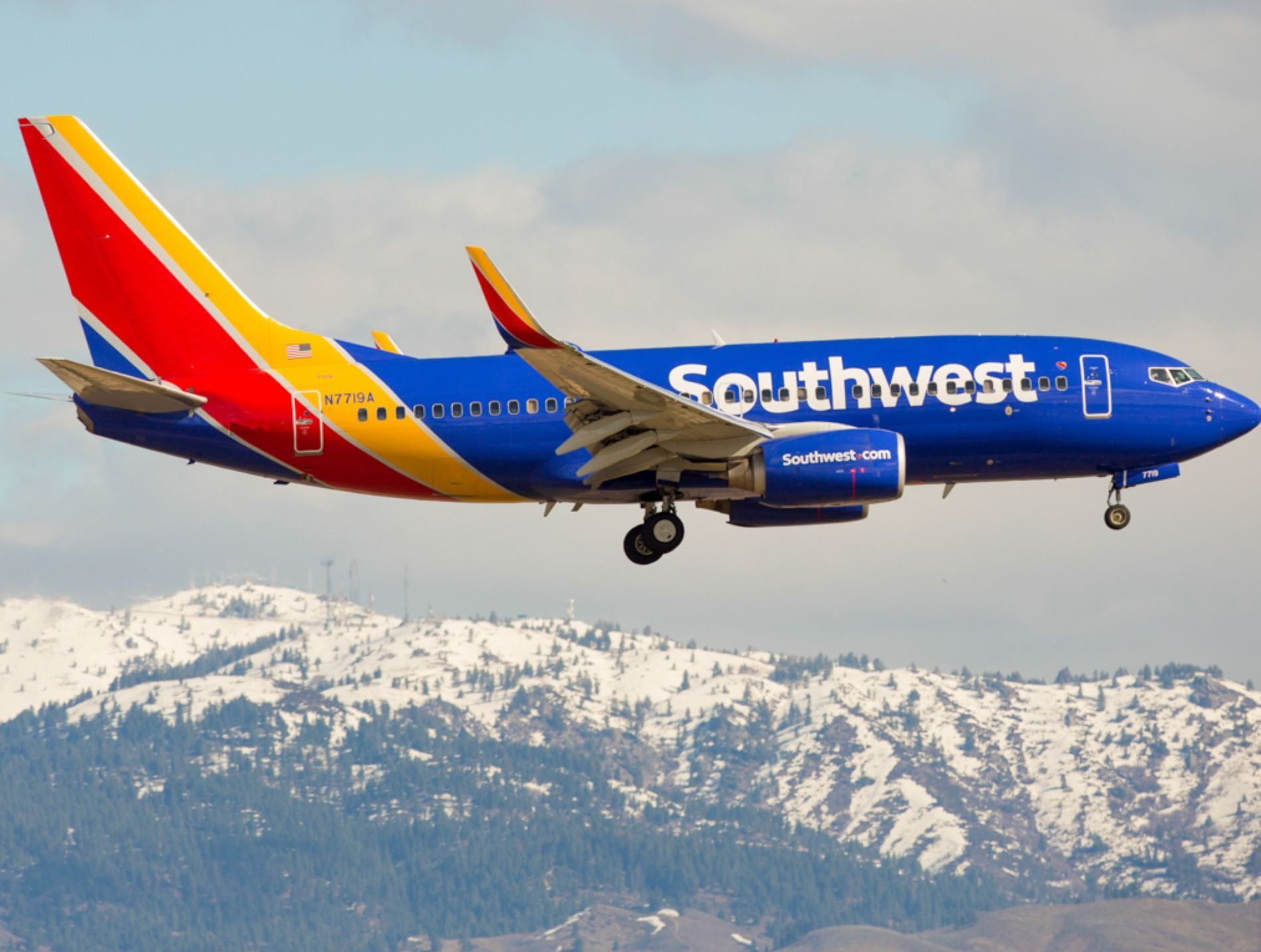 Southwest Airlines (LUV) Earns Daily News Impact Score of 0.02