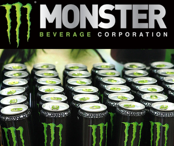 Sell-side jumps on Monster Beverage after slide